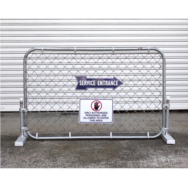 カリフォルニアフェンス スタンドセットMサイズ (フェンスカラー:ガルバナイズド ) 外壁 DIY ガレージング エクステリア アメリカ雑貨 アメリカン雑貨