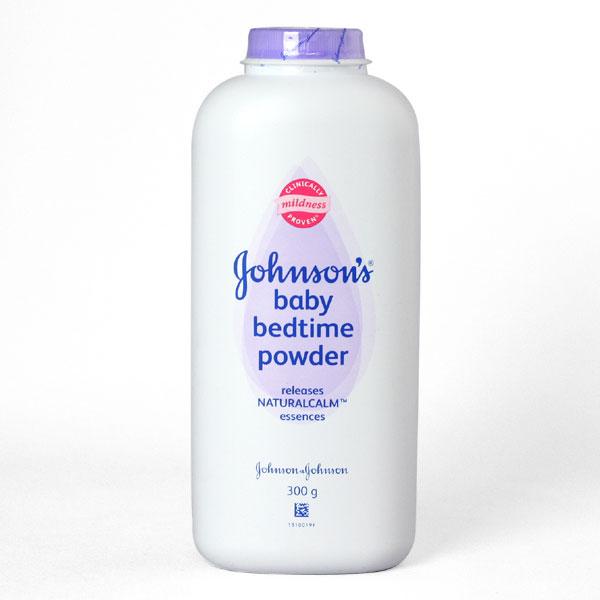 Johnson & Johnson baby powder (bedtime) 300 g (Shaker type)