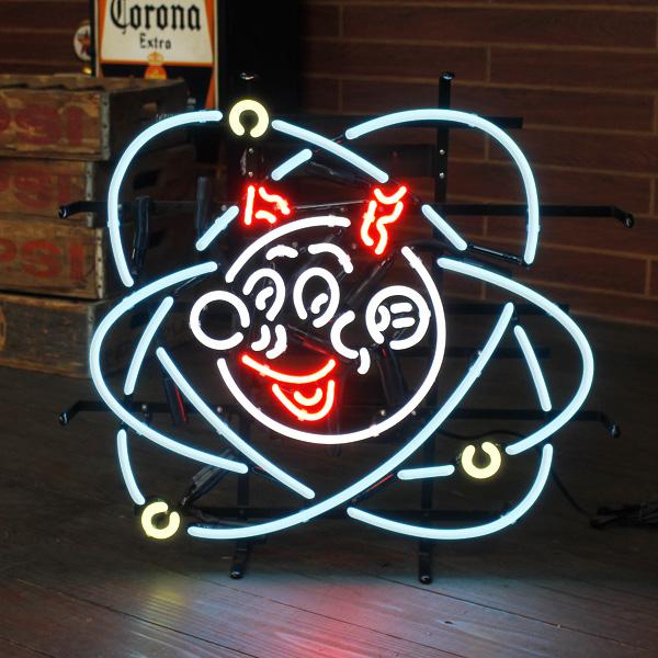ネオンサイン 「F.E.P.C STAR」 ネオン管 照明 ガレージ インテリア アメリカ雑貨 アメリカン雑貨