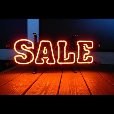 ネオンサイン <SALE セール> サイズ:H12×W39cm ネオン管 照明 店舗装飾 インテリア ガレージング アメリカ雑貨 アメリカン雑貨
