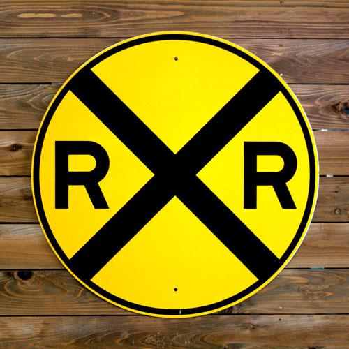 トラフィックサイン R×R アメリカ雑貨 アメリカン雑貨