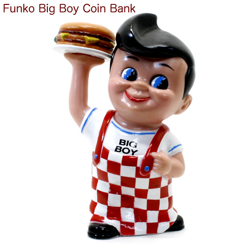 FUNKO BIG BOY BANK funko made big boy coin Bank (piggy bank)