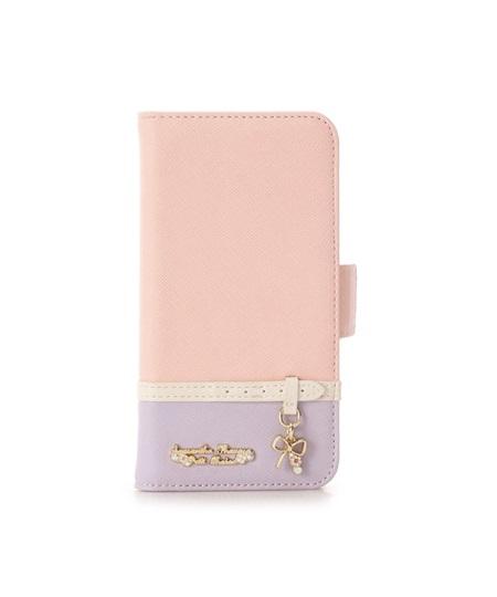 サマンサタバサ モバイルケース Iphone11 ベルトリボンモチーフ ピンク SamanthaThavasaPetitChoice サマンサ タバサ プチチョイス