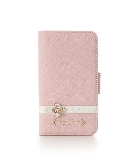 サマンサタバサ モバイルケース iphone11 ビジューベルト ピンク SamanthaThavasaPetitChoice サマンサ タバサ プチチョイス