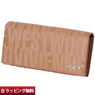 ヴィヴィアンウエストウッド Vivienne Westwood 長財布 ブライダルボックス ベージュ