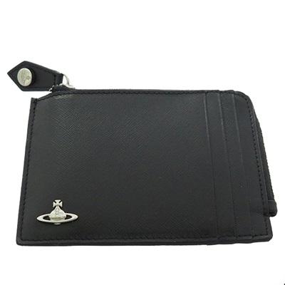ヴィヴィアンウエストウッド 財布 薄型 KENT ブラック Vivienne Westwood