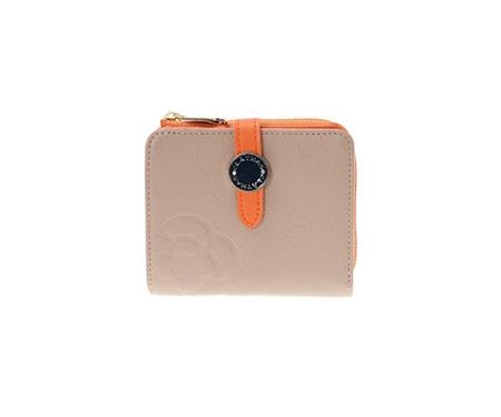 クレイサス 折財布 ブラン Lファスナー 二つ折り財布 ベージュ CLATHAS レディース プレゼント