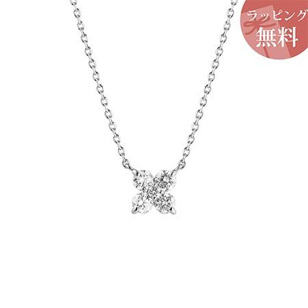 ヨンドシー ネックレス ダイヤモンド プラチナ 4℃ レディース ジュエリー