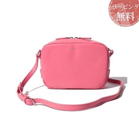 アニエスべー バッグ ショルダーバッグ レディース lucy ミニショルダーバッグ ピンク agnes b アニエス ベー ボヤージュ