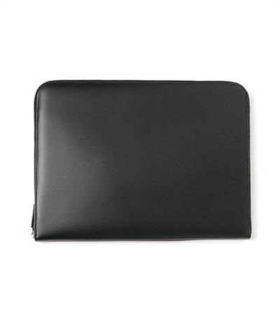 アニエスベー I-padケース ブラック