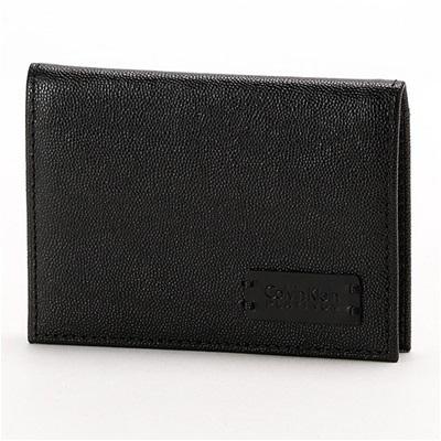 カルバンクライン セイム 小銭入れ コインケース ブラック