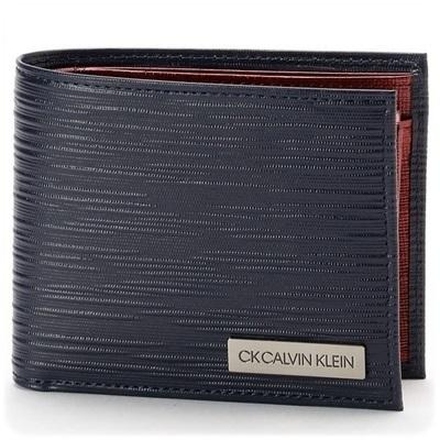 カルバンクライン 折財布 タットII小物 ブラック