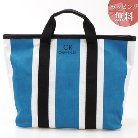 カルバンクライン バッグ メンズ トートバッグ ブロウ ブルー CalvinKlein カルバン クライン ck