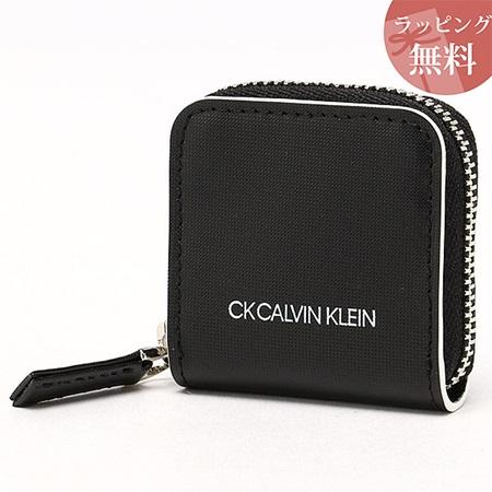 カルバンクライン コインケース 小銭入れ メンズ ブラック CalvinKlein カルバン クライン ck