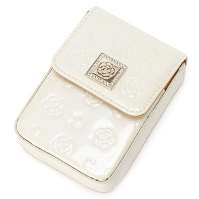 クレイサス ベティ シガレットケース ホワイト CLATHAS