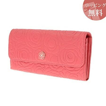 クレイサス 財布 長財布 カメル フラップ ピンク CLATHAS レディース プレゼント