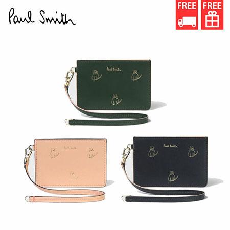 ポールスミス 財布 バッグ メンズ レディース 彼氏 彼女 正規品 格安店 新品 ギフト 就職祝 パスケース 新着セール お祝い クリスマス Paul キャットドゥードゥル 記念日 入学祝 プレゼント Smith