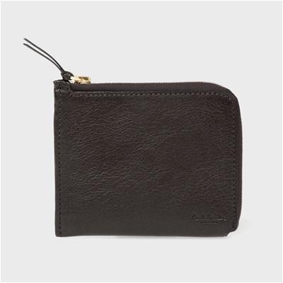 ポールスミス PCベビーバッファロー 財布 ブラウン