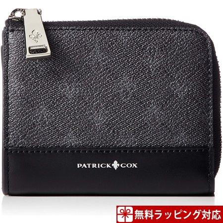 パトリックコックス コインケース メンズ プレイドキングス マルチコインケース ブラック PATRICK COX パトリック コックス