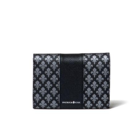 パトリックコックス 折財布 ニューキングス 小銭入れ付き折り財布 中 シルバー PATRICK COX パトリック コックス