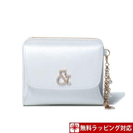 ピンキー&ダイアン 財布 折財布 カスケード ホワイト Pinky&Dianne ピンキー ダイアン ピンダイ