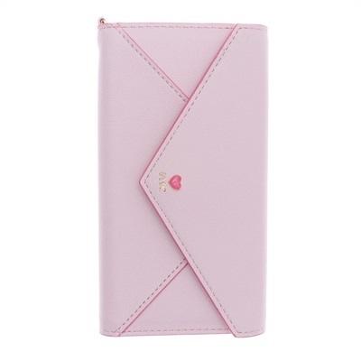 サマンサタバサプチチョイス プチハートラブレター iPhoneX ケース ピンク