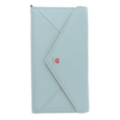 サマンサタバサプチチョイス プチハートラブレター iPhoneX ケース ミント