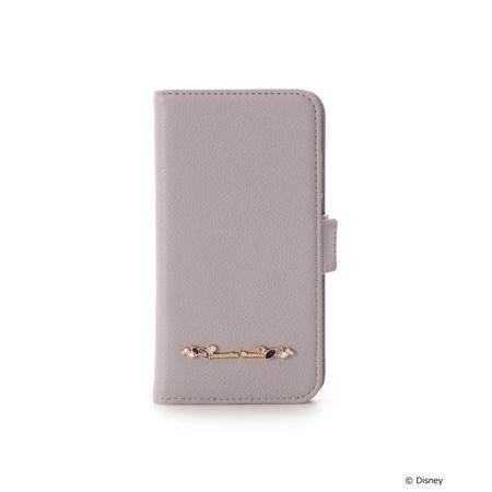 サマンサタバサ モバイルケース iPhoneX-Xs ケース アナと雪の女王2 コレクションVer. レッドパープル Samantha Thavasa サマンサ タバサ