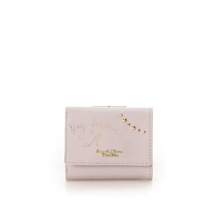 サマンサタバサ 折財布 Artist Larn Collection Christmas Item ピンク SamanthaThavasaPetitChoice サマンサ タバサ プチチョイス