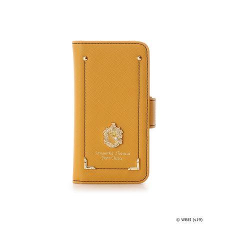 サマンサタバサ モバイルケース ハリー・ポッター iphone7-8ケース ハッフルパフ イエロー SamanthaThavasaPetitChoice サマンサ タバサ プチチョイス