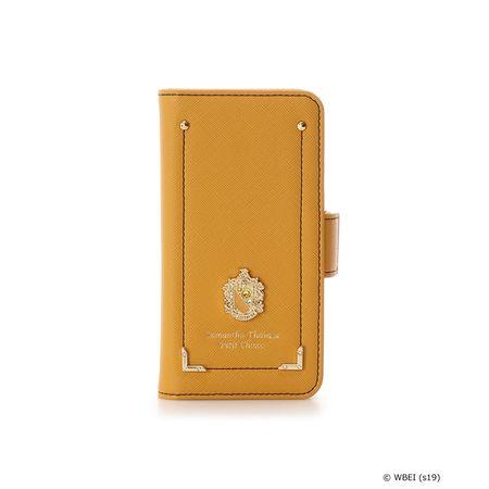 サマンサタバサ モバイルケース ハリー・ポッター iphoneX-Xsケース ハッフルパフ イエロー SamanthaThavasaPetitChoice サマンサ タバサ プチチョイス