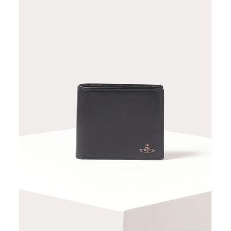 ヴィヴィアンウエストウッド 折財布 コッパー 二つ折り財布 ブラック Vivienne Westwood ヴィヴィアン ウエストウッド