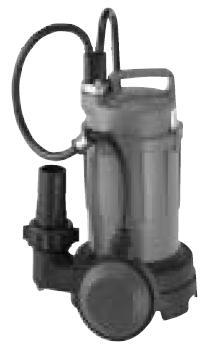 寺田 テラダポンプ【SA-150C】水中汚水ポンプ 自動単相100V