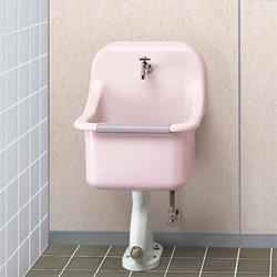 ###TOTO パブリック向け【SK22A】セットバック付掃除用流し給水栓付 壁排水Pトラップセット