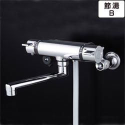 KVK水栓金具【KF800THA】サーモスタット式シャワー