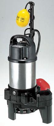 ツルミポンプ 雑排水用【50PNA2.4S】水中ハイスピンポンプ単相100V自動形【smtb-TD】【saitama】