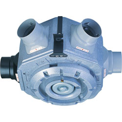 高須産業 24時間換気システム24時間多目的5方向換気システム エアロード【TSK-5R】