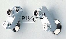 ▽KVK【ZKM48】50mm、ストレーナ、逆止弁、流量調節止水弁付ソケット