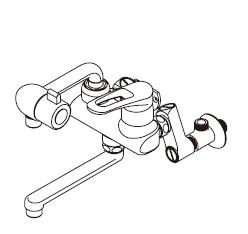 ITOMIC イトミック水栓金具【MZ-7N3】まぜまぜMZ-N3