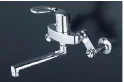 KVK 水栓金具【KM5000ZTHA】シングルレバー式混合栓 寒冷地仕様