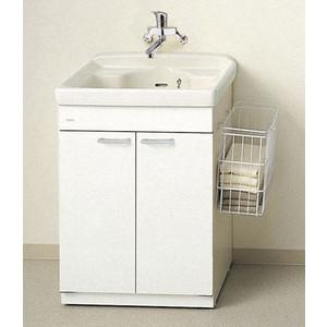 ###TOTO 洗濯流しユニット 【LAA604SA】(旧品番LAA604RA) 洗濯かご付き