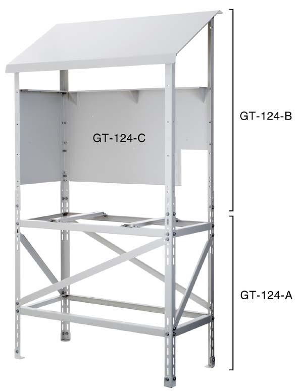 ###●三菱 エコキュート 関連部材【GT-124A-A】 防雪架台(高置台)単体使用可能
