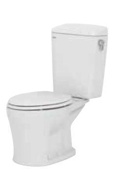 ##ネポン 簡易水栓便器【ATW-50】ホワイトプリティーナ エロンゲート普通便座 手洗栓なし