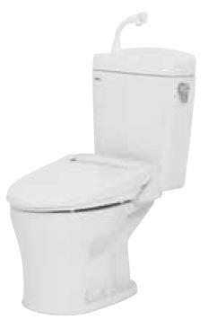 ##ネポン 簡易水栓便器【ATW-50WXN】ホワイトプリティーナ エロンゲート洗浄便座 手洗栓付