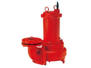 テラル ポンプ【65BO-52.2】排水水中ポンプ 鋳鉄製 (標準仕様) BO(非自動式) 50Hz 三相200V
