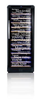 ##ωDometic ドメティック ワインセラー【D100】マ・カーブ 多機能&スタイリッシュ デイリーユースワインセラー容量94本