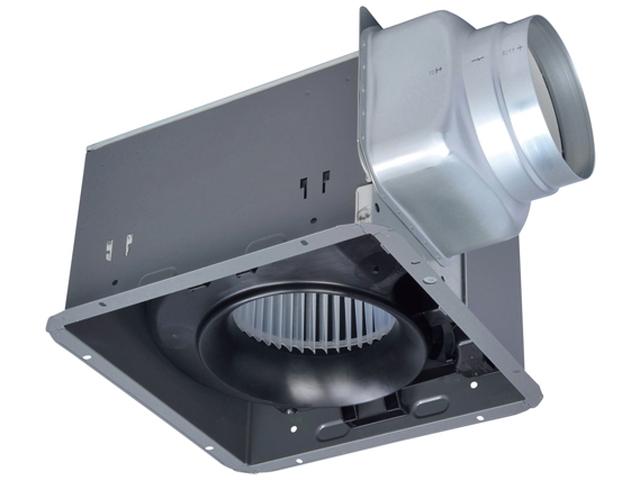 π三菱 換気扇【VD-20ZB10-IN】ダクト用換気扇 天井埋込形 サニタリー用 接続パイプφ150mm (VD-20ZB9-INの後継機種)