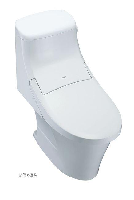 #ミ#INAX LIXIL 【YBC-ZA20P+DT-ZA251P】アメージュZA シャワートイレアクアセラミック 一般地 床上排水(Pトラップ)