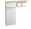 ▽INAX/LIXIL【TSF-110WEU2】壁付収納棚(紙巻器付)