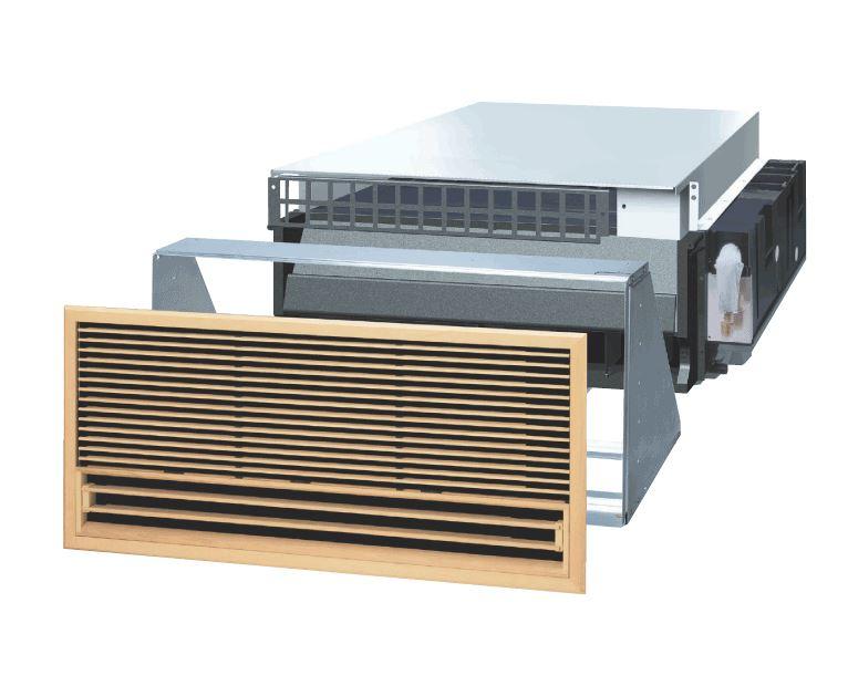##ダイキン ハウジングエアコン【S40RLV】アメニティビルトイン形 14畳程度 単相200V(旧品番S40NLV)